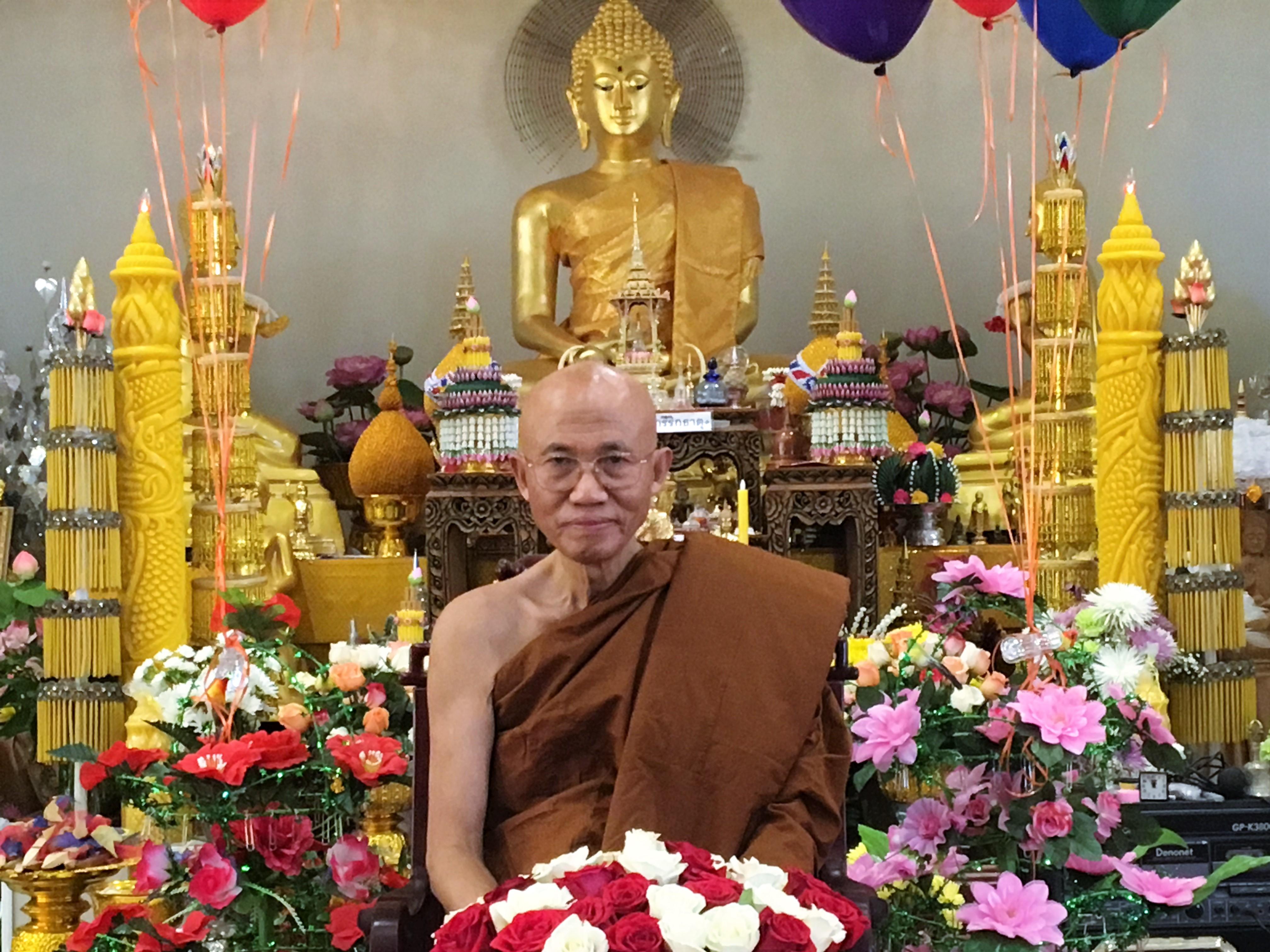 Buddhist las vegas